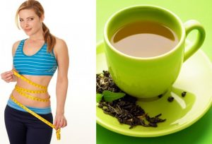 green tea before or after meal