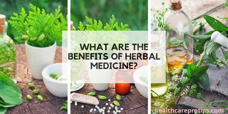 WHAT ARE THE BENEFITS OF HERBAL MEDICINE